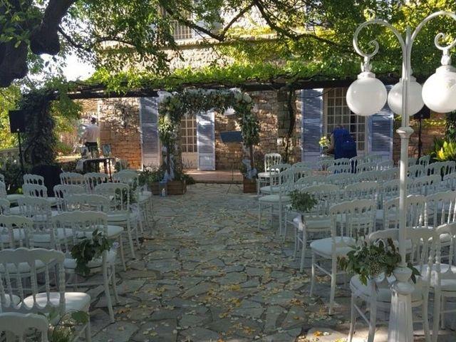 Le mariage de caroline et fayssal à Mougins, Alpes-Maritimes 1