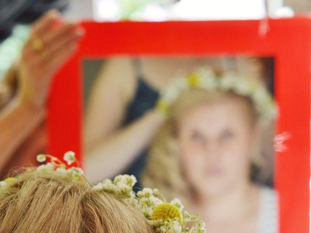 Le mariage de Vincent et Cloé à Dunes, Tarn-et-Garonne 4