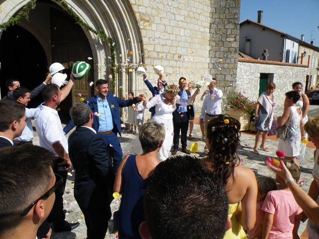 Le mariage de Vincent et Cloé à Dunes, Tarn-et-Garonne 31