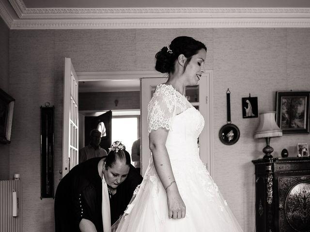 Le mariage de Xavier et Gwenaëlle à Camaret-sur-Mer, Finistère 22