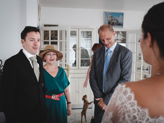 Le mariage de Xavier et Gwenaëlle à Camaret-sur-Mer, Finistère 28