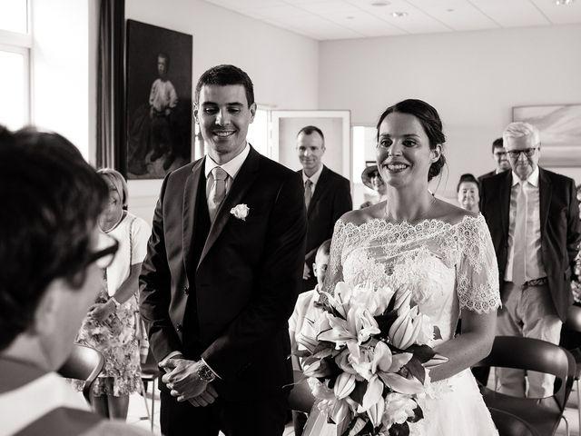 Le mariage de Xavier et Gwenaëlle à Camaret-sur-Mer, Finistère 34