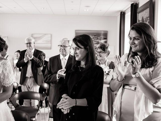 Le mariage de Xavier et Gwenaëlle à Camaret-sur-Mer, Finistère 35