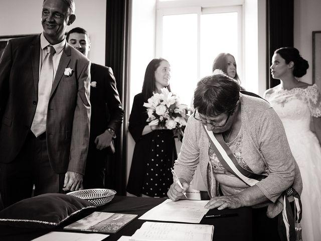 Le mariage de Xavier et Gwenaëlle à Camaret-sur-Mer, Finistère 36
