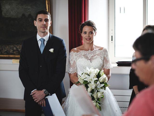 Le mariage de Xavier et Gwenaëlle à Camaret-sur-Mer, Finistère 37