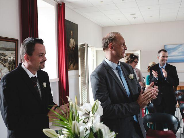 Le mariage de Xavier et Gwenaëlle à Camaret-sur-Mer, Finistère 38
