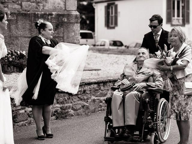 Le mariage de Xavier et Gwenaëlle à Camaret-sur-Mer, Finistère 39