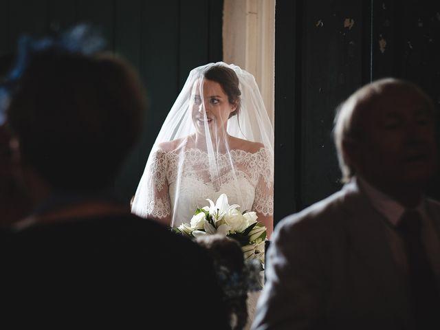 Le mariage de Xavier et Gwenaëlle à Camaret-sur-Mer, Finistère 40