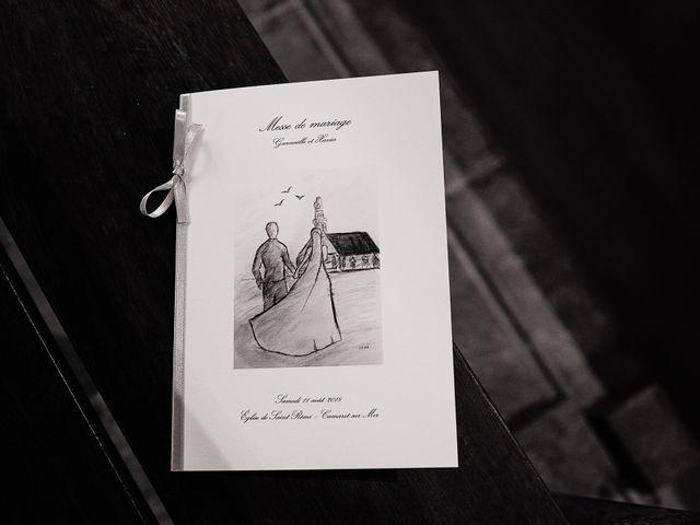 Le mariage de Xavier et Gwenaëlle à Camaret-sur-Mer, Finistère 41
