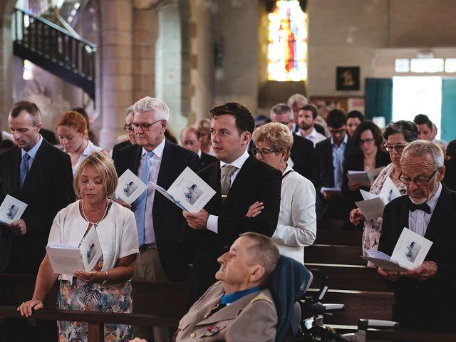 Le mariage de Xavier et Gwenaëlle à Camaret-sur-Mer, Finistère 43