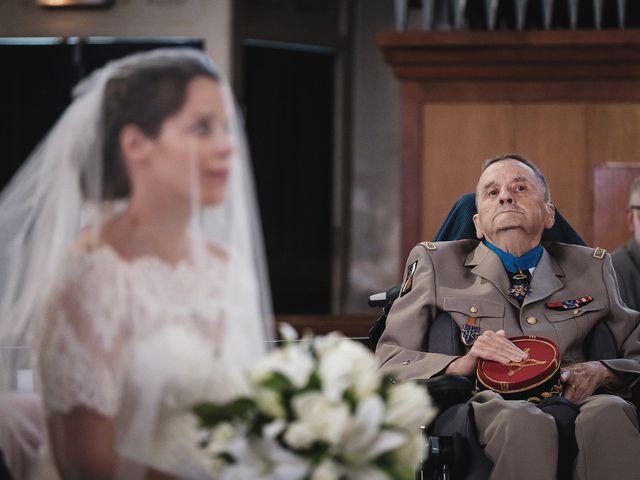 Le mariage de Xavier et Gwenaëlle à Camaret-sur-Mer, Finistère 45