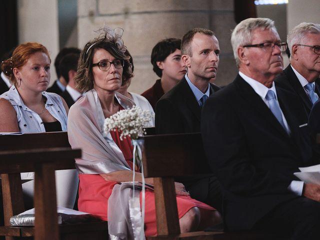 Le mariage de Xavier et Gwenaëlle à Camaret-sur-Mer, Finistère 46