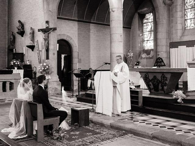 Le mariage de Xavier et Gwenaëlle à Camaret-sur-Mer, Finistère 47