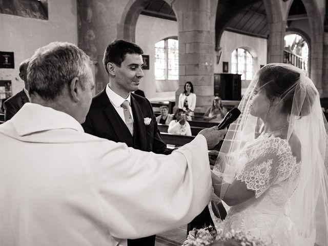 Le mariage de Xavier et Gwenaëlle à Camaret-sur-Mer, Finistère 51