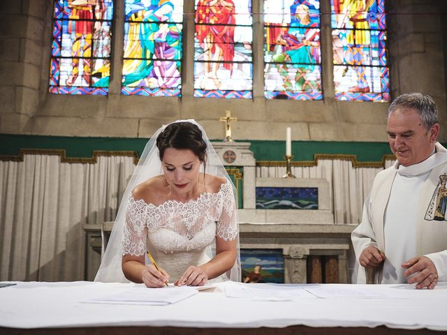 Le mariage de Xavier et Gwenaëlle à Camaret-sur-Mer, Finistère 52