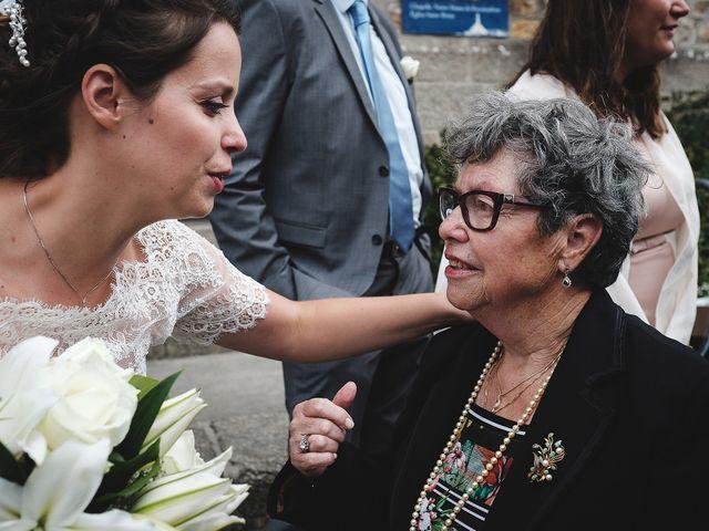 Le mariage de Xavier et Gwenaëlle à Camaret-sur-Mer, Finistère 54
