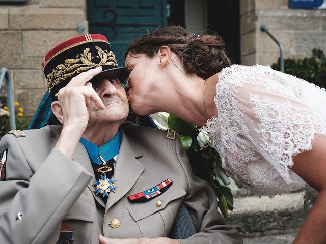 Le mariage de Xavier et Gwenaëlle à Camaret-sur-Mer, Finistère 55