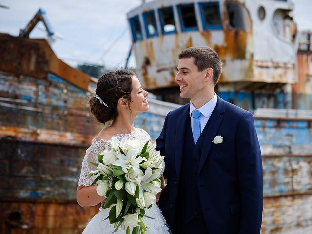 Le mariage de Xavier et Gwenaëlle à Camaret-sur-Mer, Finistère 57
