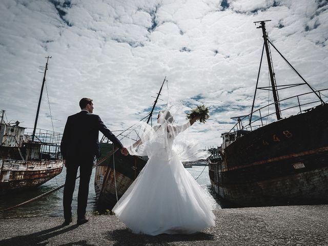 Le mariage de Xavier et Gwenaëlle à Camaret-sur-Mer, Finistère 58