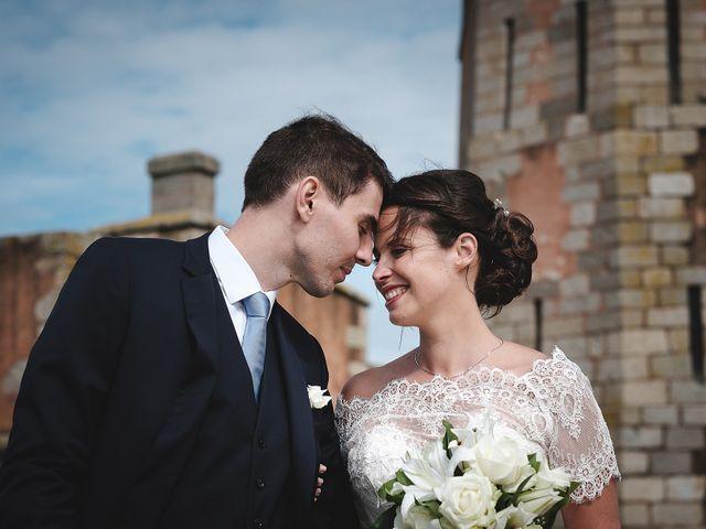 Le mariage de Xavier et Gwenaëlle à Camaret-sur-Mer, Finistère 59