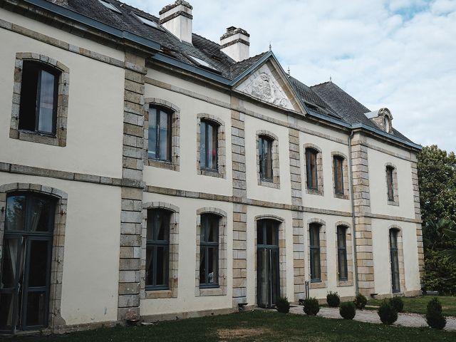 Le mariage de Xavier et Gwenaëlle à Camaret-sur-Mer, Finistère 64