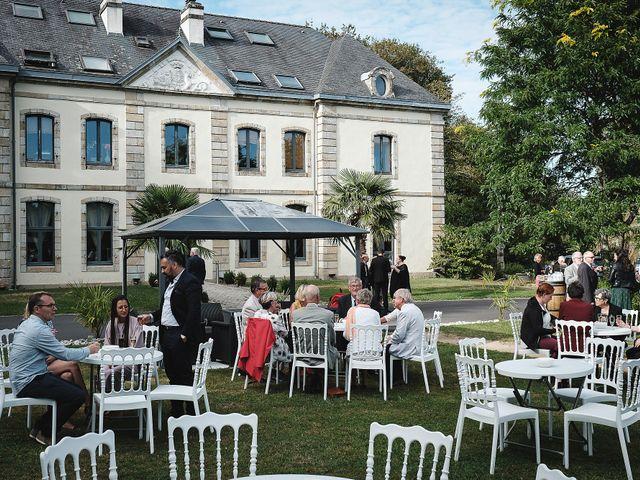 Le mariage de Xavier et Gwenaëlle à Camaret-sur-Mer, Finistère 65