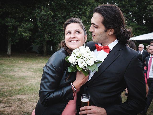 Le mariage de Xavier et Gwenaëlle à Camaret-sur-Mer, Finistère 71