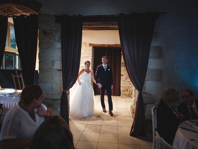 Le mariage de Xavier et Gwenaëlle à Camaret-sur-Mer, Finistère 72