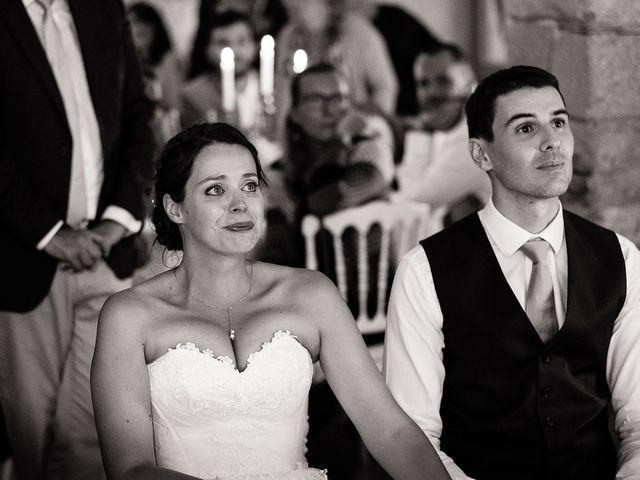 Le mariage de Xavier et Gwenaëlle à Camaret-sur-Mer, Finistère 76