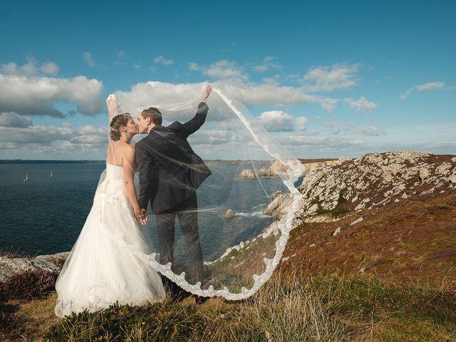 Le mariage de Xavier et Gwenaëlle à Camaret-sur-Mer, Finistère 95