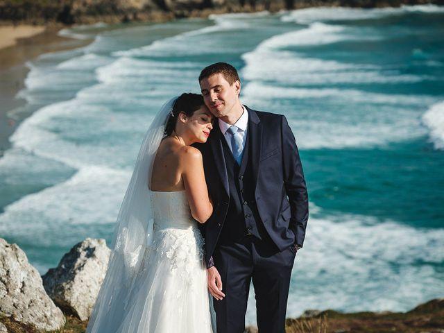 Le mariage de Xavier et Gwenaëlle à Camaret-sur-Mer, Finistère 96