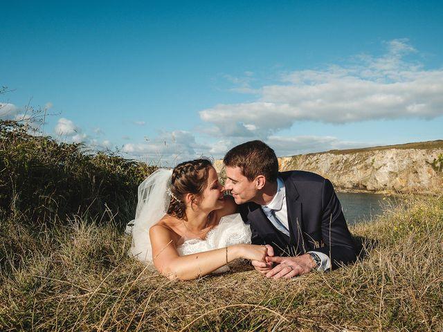 Le mariage de Xavier et Gwenaëlle à Camaret-sur-Mer, Finistère 97