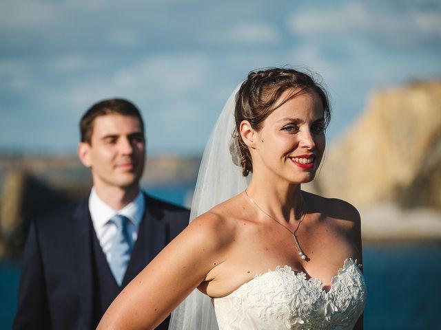 Le mariage de Xavier et Gwenaëlle à Camaret-sur-Mer, Finistère 98