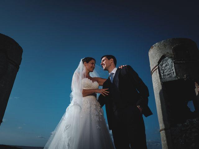 Le mariage de Xavier et Gwenaëlle à Camaret-sur-Mer, Finistère 99