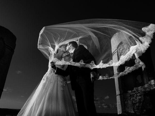 Le mariage de Xavier et Gwenaëlle à Camaret-sur-Mer, Finistère 100