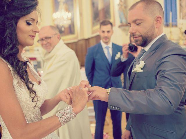 Le mariage de Romain et Célia à Montagnole, Savoie 14