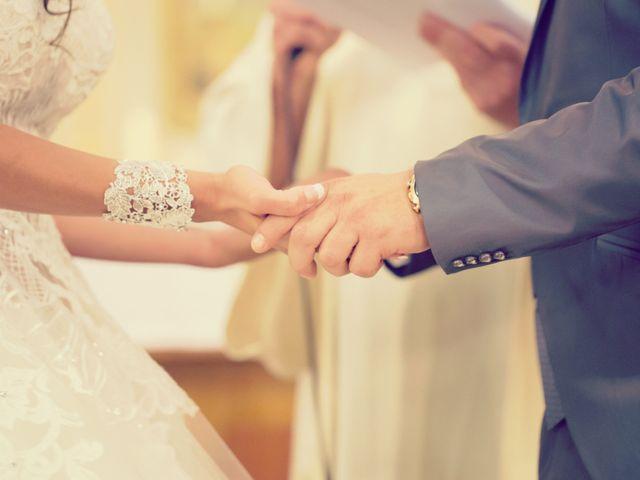 Le mariage de Romain et Célia à Montagnole, Savoie 16