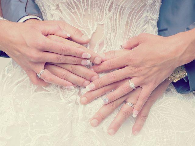 Le mariage de Romain et Célia à Montagnole, Savoie 21