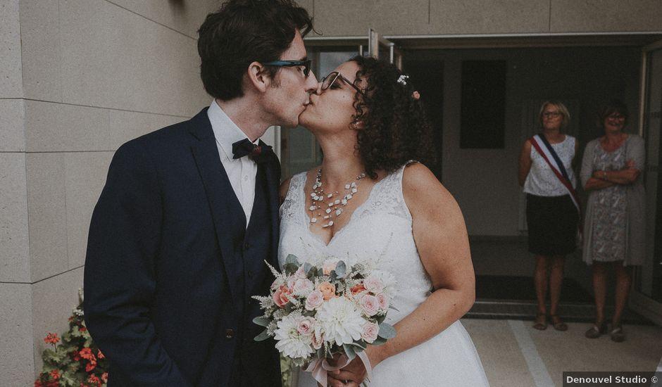 Le mariage de Romain et Gabrielle à Saint-Ouen, Loir-et-Cher