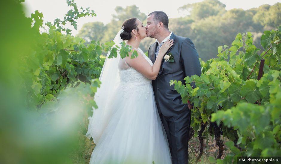 Le mariage de Damien et Elodie à Lattes, Hérault