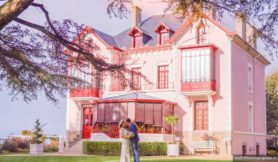 Le mariage de Clément et Marie-Hélène à Granville, Manche