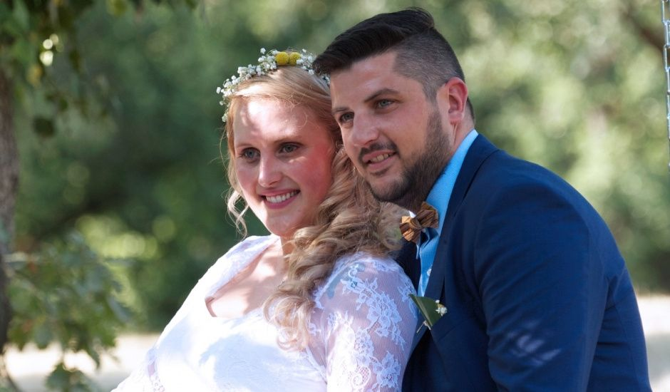 Le mariage de Vincent et Cloé à Dunes, Tarn-et-Garonne