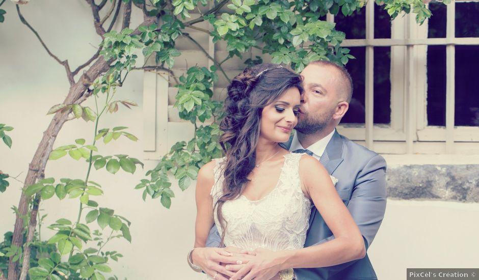 Le mariage de Romain et Célia à Montagnole, Savoie