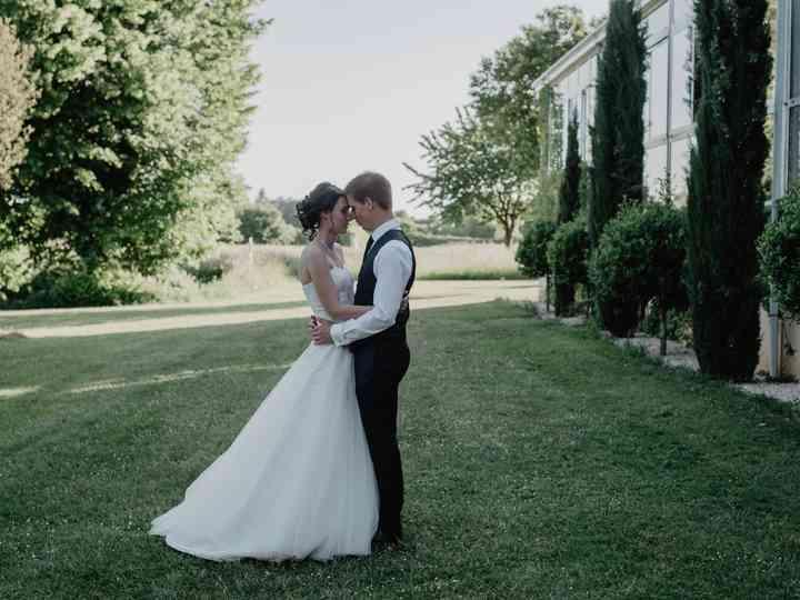 Le mariage de Valène et Anthony
