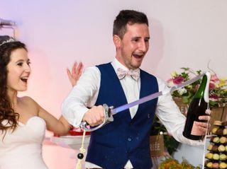 Le mariage de Eloa et Anthony