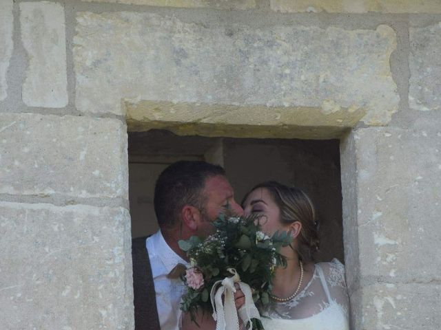 Le mariage de Eric et Clarisse à Segonzac, Charente 6