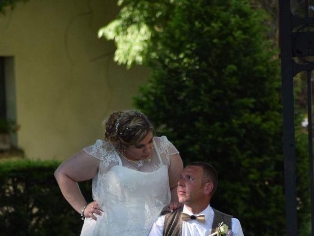 Le mariage de Eric et Clarisse à Segonzac, Charente 7