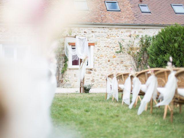 Le mariage de Pierre et Camille à La Chapelle-Gauthier, Seine-et-Marne 1