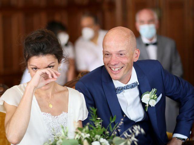 Le mariage de Erwan et Sandra à La Rochelle, Charente Maritime 35