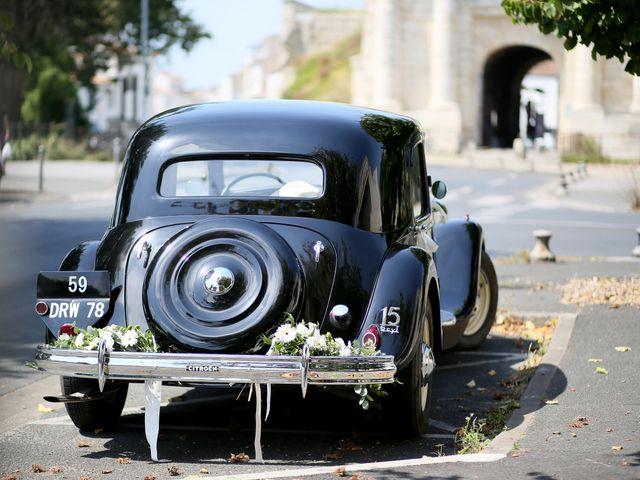 Le mariage de Erwan et Sandra à La Rochelle, Charente Maritime 45